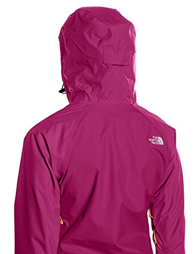 The North Face Damen Regenjacke Stratos Dramatic Plum