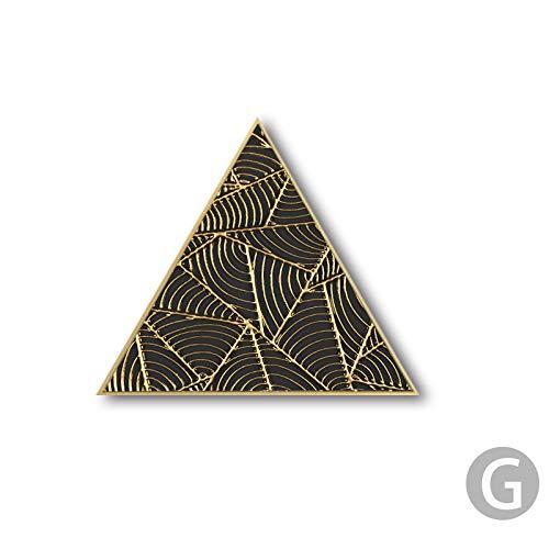 Sala De Estar Nórdica Pintura Decorativa Moderno Minimalista Geométrico Abstracto Creativo Triángulo...