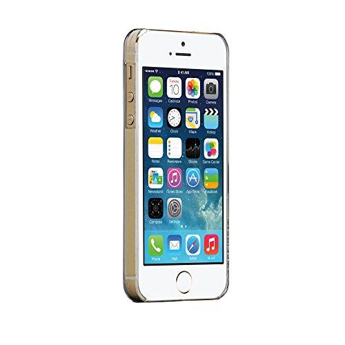 Case-MateCM031799 Barely There Custodia per iPhone 6 Plus/6s Plus, Bianco Trasparente