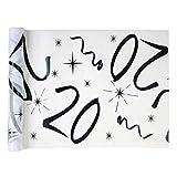 Chal - Chemin de table anniversaire 20 ans