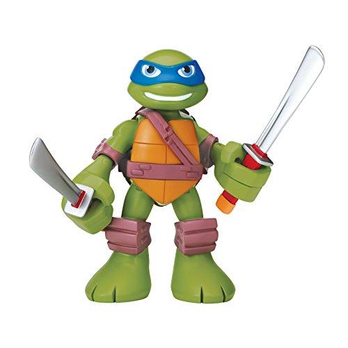 Teenage Mutant Ninja Turtles Pre-Cool Half Shell Heroes 6 Inch Leonardo Talking Turtles Figure