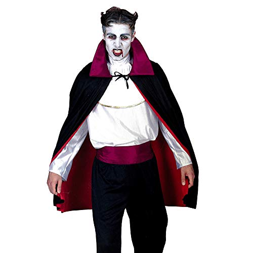 Fürst Finsternis Kostüm Der Vampir - KarnevalsTeufel Vampir Kostüm, GRAF Dracula, Blutsauger, Halloweenkostüm (52)