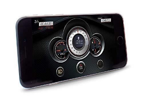 RC Auto kaufen Drift Car Bild 2: Dr!ft Red Turbo Modellauto mit realistischer Fahrdynamik*