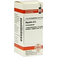 DIGITALIS D 2 Globuli,10g preisvergleich bei billige-tabletten.eu