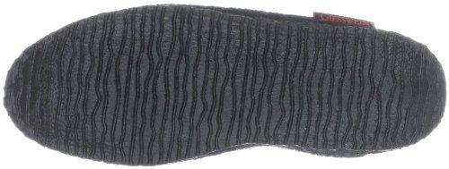Giesswein Lermoos 58/10/41668-001 Damen Pantoffeln Schwarz (schwarz 22)