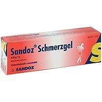 Preisvergleich für Sandoz Schmerzgel 100 g