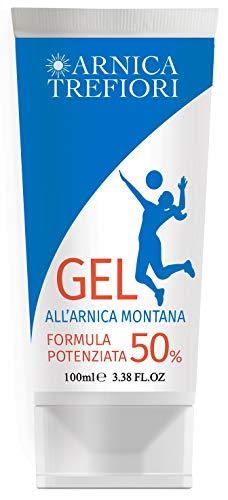 50% ARNICA MONTANA GEL SPORT - 100ml TREFIORI