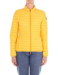 97dcbbbda54c Save The Duck Women s D3597WGIGA601057 Yellow Polyester Outerwear Jacket