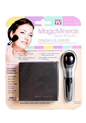 Magic Minerals Mineral Make Up (New & Improved) (As Seen on High Street TV)