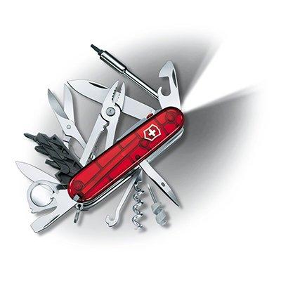 VICTORINOX Offiziersmesser Cyber Tool Lite 36 Funktionen