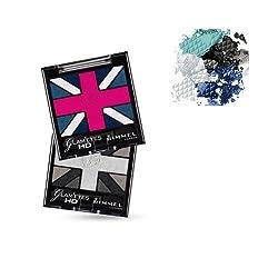 (3 Pack) RIMMEL LONDON GlamEyes HD Eyeshadows - Royal Blue