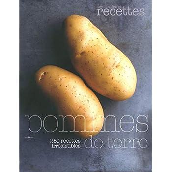 POMMES DE TERRE - 250 recettes irrésistibles