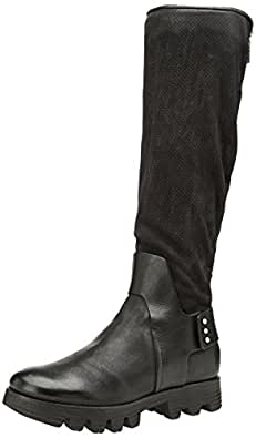 Airstep AS 98 Break 692308, Bottes femme - Noir (Nero), 36 EU