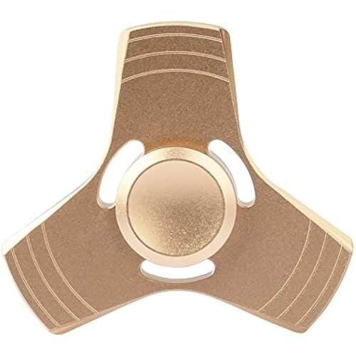 fidget spinner el nuevo juguete de moda Fidget Toy tipo Spinner,CrazyFire Metal Tri Fidget mano dedo Spinner Focus juguete EDC bolsillo por Estrés Ansiedad Aburrimiento Alivio