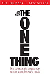 The One Thing: The Surprisingly Simple Truth Behind Extraordinary Results by Gary Keller (4-Jul-2013) Paperback