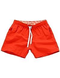 Homme Court de Sport Beach Séchage Rapide Shorts de Bain Plage Natation  Bermuda Pant 3ac7c7baa9f