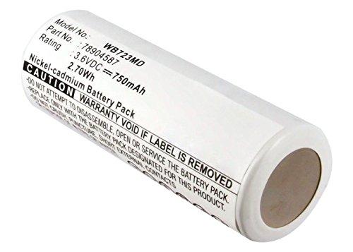 batteria-per-cardinal-medical-cjb-723-diversified-medical-n-mnc723-welch-allyn-71000a-750mah-7890458