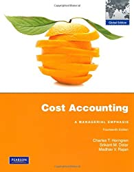 Cost Accounting with MyAccountingLab: Global Edition