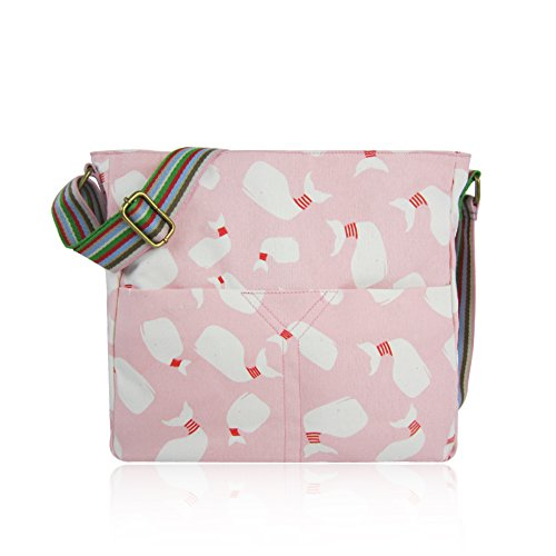 YourDezire - Borsa a tracolla donna Pink/Whale