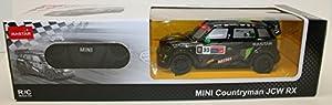 "RASTAR ""Mini Countryman JCW RX - Modelos fundidos,"