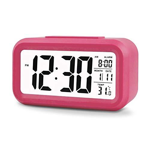 Lomire® Reloj Despertador Digital