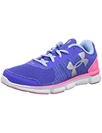 Under Armour Ua Ggs Micro G Speed Swift - Zapatillas de running Niñas