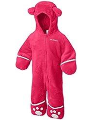 Columbia Foxy Baby II–Mono largo Polar niño, color Punch Pink, tamaño XL