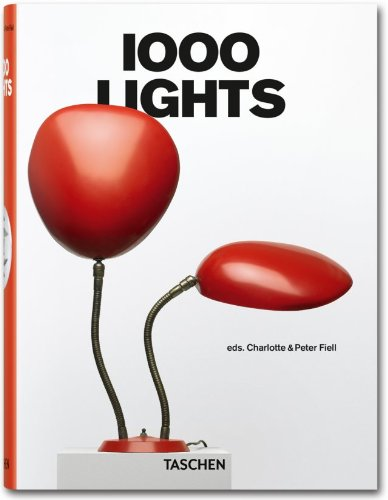 1000 Lights (Bibliotheca Universalis) por Charlotte & Peter Fiell