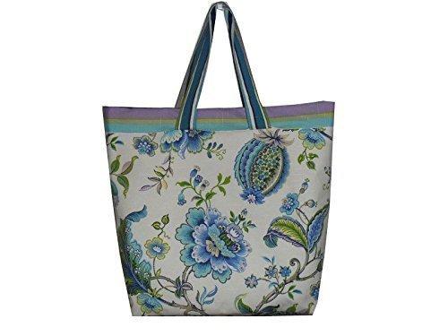 Strandtasche Picknicktasche Shopper Innenfächer Einzelstück