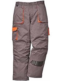 Portwest TX16 - Pantalones de contraste forrado