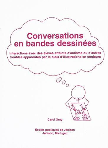 Conversations En Bandes Dessinees: (comic Strip Conversations: French)