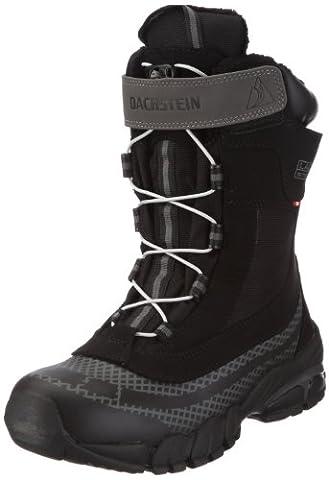 Dachstein Arctic LS Tex 311177-1000/1200, Herren Schneestiefel, Mehrfarbig (schwarz/grau 3480), EU 46 (UK 11.5) (US 12.5)