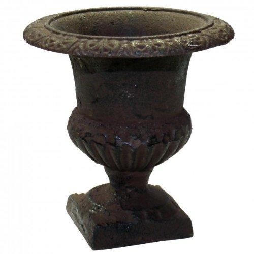 15 cm Pflanztopf Blumen Garten Landhaus Vase Kübel Pokal