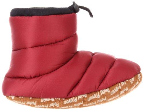Baffin Cush Rund Textile Slipper Merlot