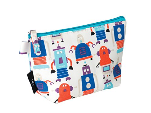 Price comparison product image Roboter Roboter Coin Pouch,  20 cm,  2.1 liters