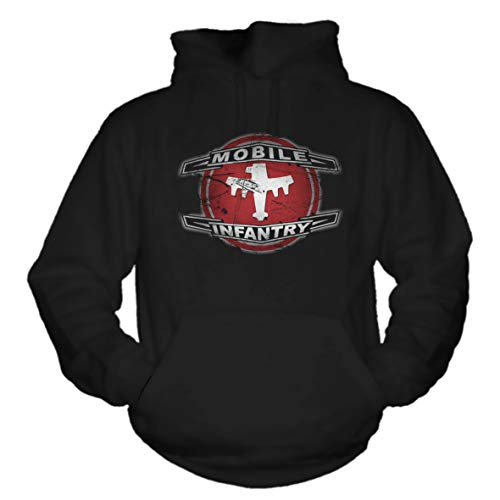 shirtmachine Starship Troopers - Hoodie (L) (Chainsaw Texas Hoodie Massacre)