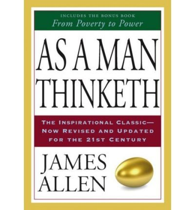 As a Man Thinketh & from Poverty to Power (Paperback) - Common
