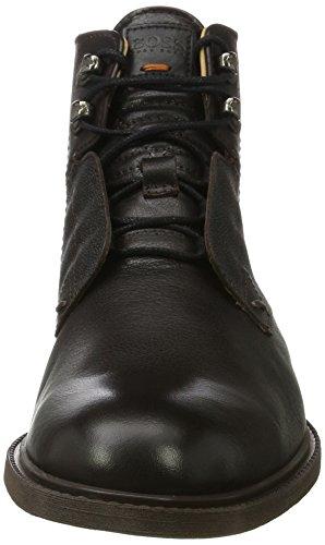 BOSS Orange Herren Cultroot_Halb_ltwsgr 10201427 01 Combat Boots Braun (Dark Brown)