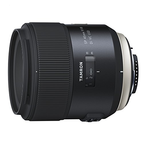 Tamron SP45mm F/1.8 Di USD Sony Objektiv (67mm Filtergewinde, fest) schwarz (35 Mm Tamron)