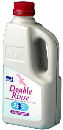 Elsan Double Rinse Toilet Fluid, 1 Litres - 1l Flush