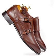 one8 Select Men's Tan Leather Shoe