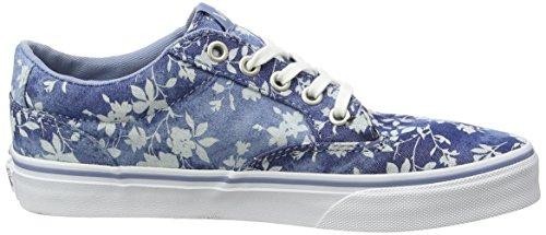 Vans Winston - Scarpe da Ginnastica Basse Donna Blu (floral/indigo)