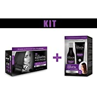 KERATIN PACK ALISADO + POST ALISADO