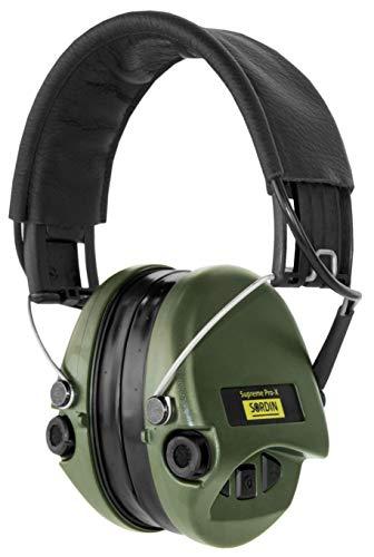 Sordin Supreme PRO X - Aktiver Gehörschutz
