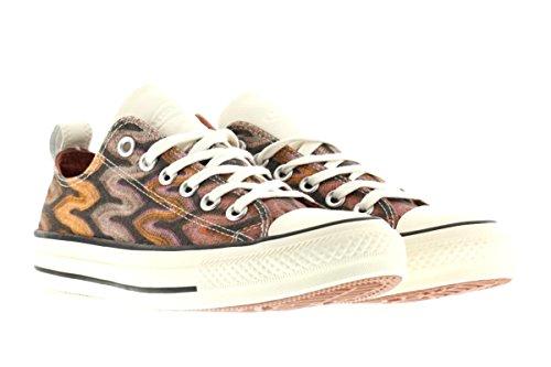 Converse Unisex – Adulto Zzz scarpe sportive Orange