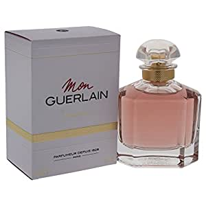 guerlain mon eau de parfum spray f r sie 100 ml amazon. Black Bedroom Furniture Sets. Home Design Ideas