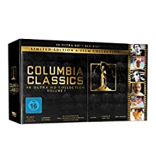 Columbia Classic Collection Box -Exklusiv bei Amazon.de [Blu-ray]
