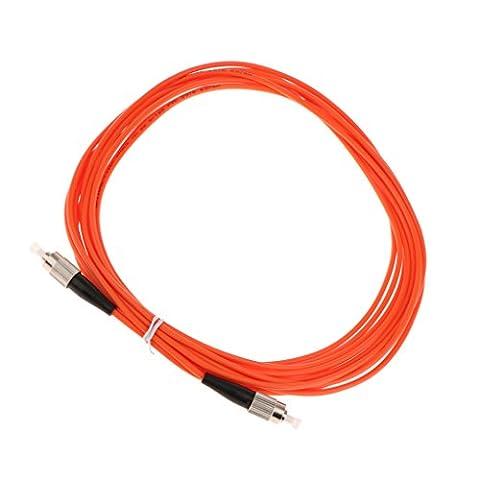 Gazechimp FC-FC Single Core Multi Mode Câbles à Fibres Optiques
