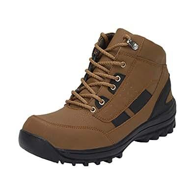 Bachini Men's 1510-Brown Boots - 6 UK