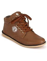 Peddeler Men's Brown Casual Shoes